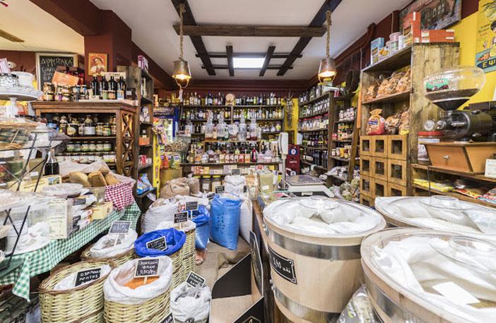 Το μπακαλικάκι της Ασημίνας Ρεπορτάζ Αγοράς